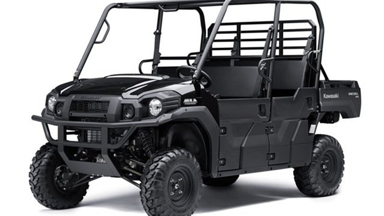 2018 Kawasaki Mule PRO-DXT for sale 200497569