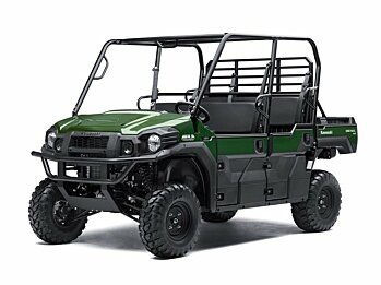 2018 Kawasaki Mule PRO-DXT for sale 200497587