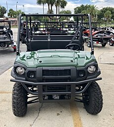 2018 Kawasaki Mule PRO-DXT for sale 200594394