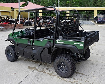 2018 Kawasaki Mule PRO-DXT for sale 200597439