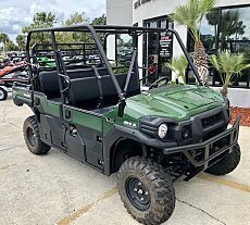 2018 Kawasaki Mule PRO-DXT for sale 200626510