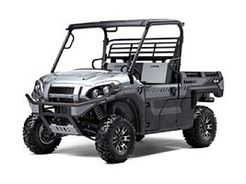 2018 Kawasaki Mule PRO-FXR for sale 200487146