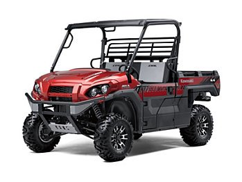 2018 Kawasaki Mule PRO-FXR for sale 200508649