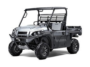 2018 Kawasaki Mule PRO-FXR for sale 200518460