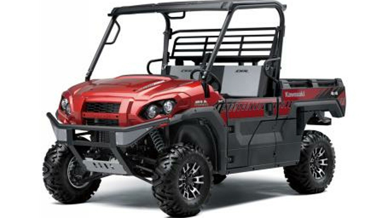 2018 Kawasaki Mule PRO-FXR for sale 200595267
