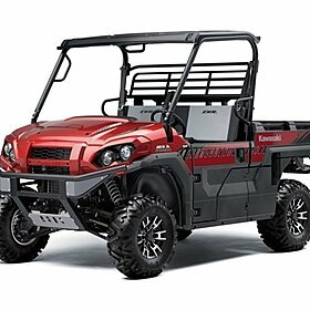 2018 Kawasaki Mule PRO-FXR for sale 200496293