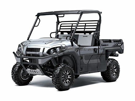 2018 Kawasaki Mule PRO-FXR for sale 200515379