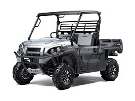 2018 Kawasaki Mule PRO-FXR for sale 200528749