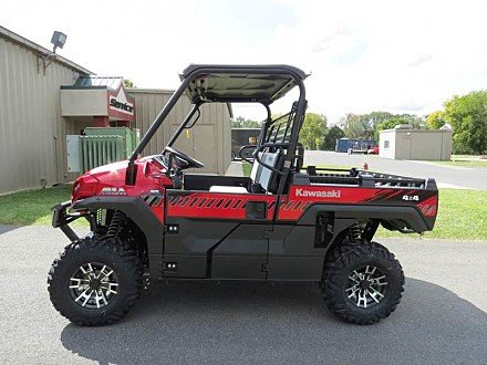 2018 Kawasaki Mule PRO-FXR for sale 200595833