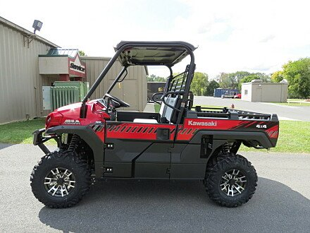 2018 Kawasaki Mule PRO-FXR for sale 200595971
