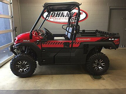 2018 Kawasaki Mule PRO-FXR for sale 200600303