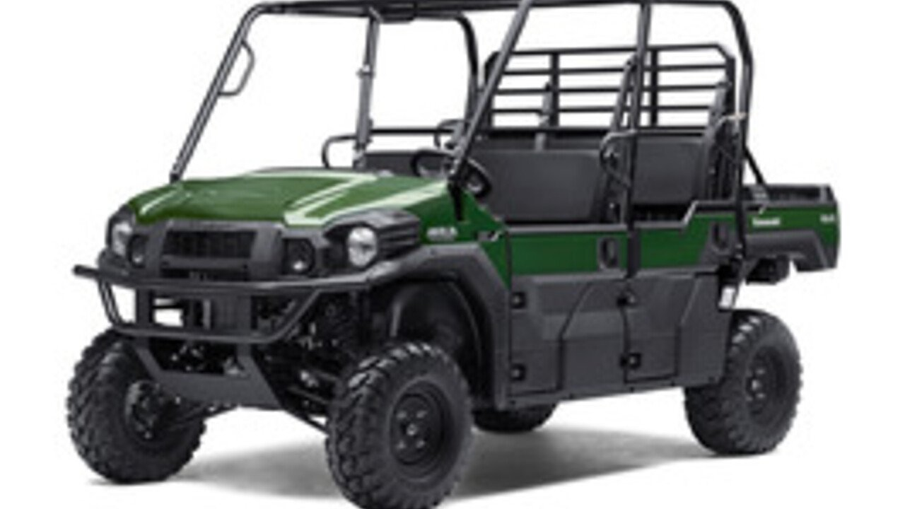 2018 Kawasaki Mule PRO-FXT for sale 200487380