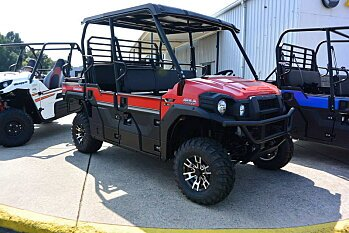 2018 Kawasaki Mule PRO-FXT for sale 200487486