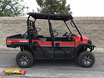 2018 Kawasaki Mule PRO-FXT for sale 200526578