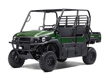 2018 Kawasaki Mule PRO-FXT for sale 200535865