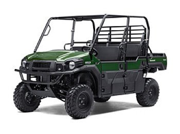 2018 Kawasaki Mule PRO-FXT for sale 200553208