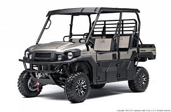 2018 Kawasaki Mule PRO-FXT for sale 200651116