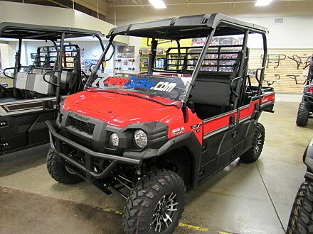 2018 Kawasaki Mule PRO-FXT for sale 200595829