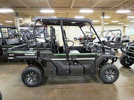 2018 Kawasaki Mule PRO-FXT for sale 200595880