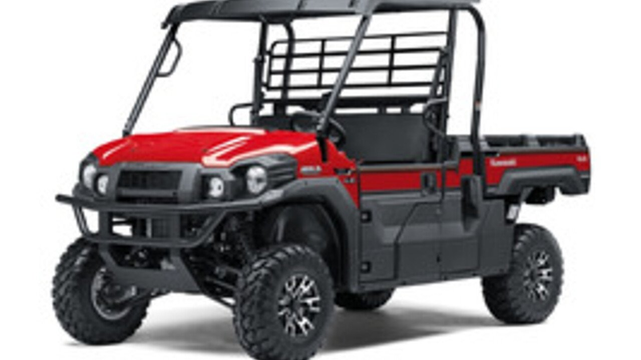 2018 Kawasaki Mule Pro-FX for sale 200562297