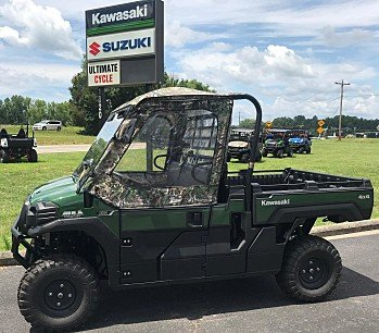 2018 Kawasaki Mule Pro-FX for sale 200593037