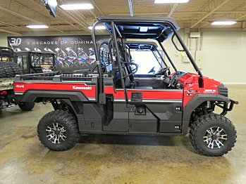 2018 Kawasaki Mule Pro-FX for sale 200595932