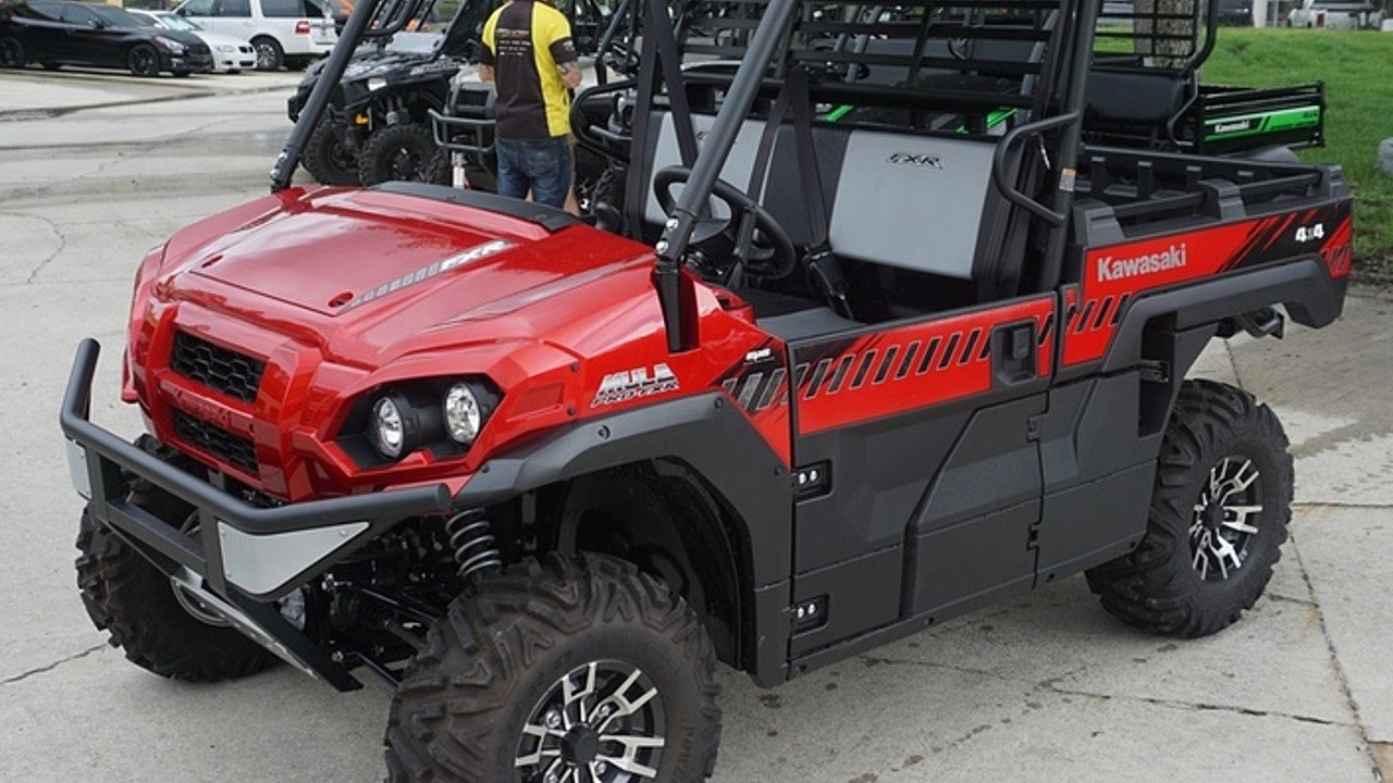 2018 Kawasaki Mule Pro-FX for sale 200597437