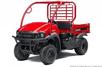 2018 Kawasaki Mule SX for sale 200487521