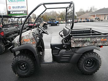 2018 Kawasaki Mule SX for sale 200492604