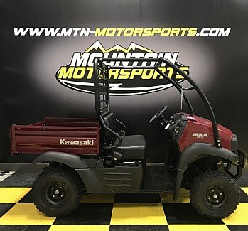 2018 Kawasaki Mule SX for sale 200537870