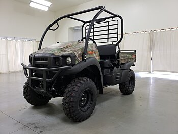2018 Kawasaki Mule SX for sale 200555531