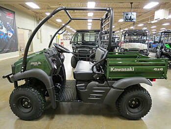 2018 Kawasaki Mule SX for sale 200596014