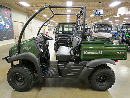 2018 Kawasaki Mule SX for sale 200596070
