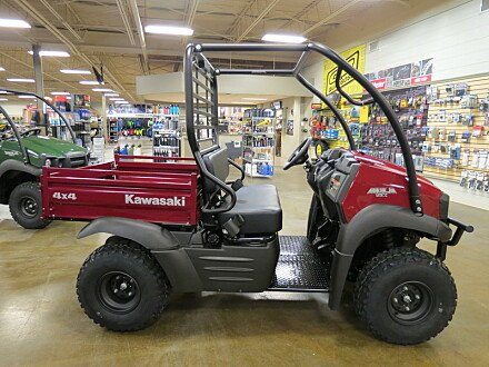 2018 Kawasaki Mule SX for sale 200596071