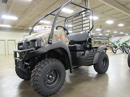 2018 Kawasaki Mule SX for sale 200611054