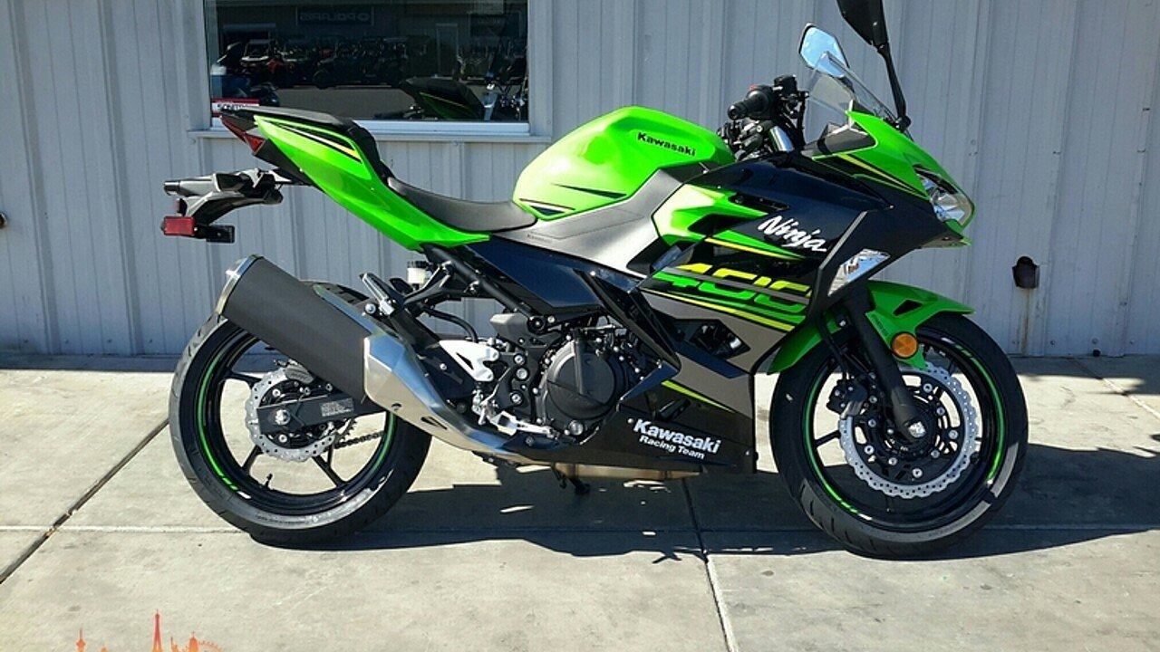2018 Kawasaki Ninja 400 for sale 200544505