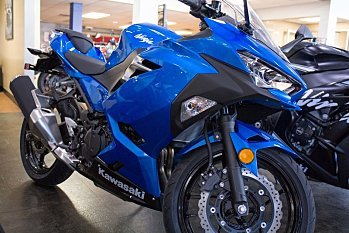 2018 Kawasaki Ninja 400 for sale 200552713