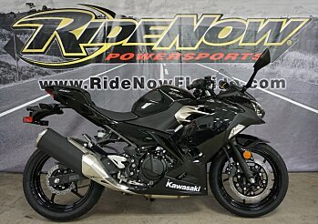 2018 Kawasaki Ninja 400 for sale 200570144