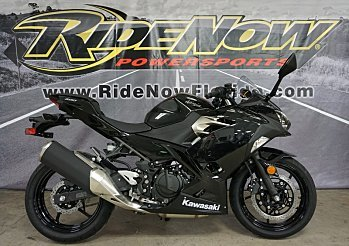 2018 Kawasaki Ninja 400 for sale 200570163