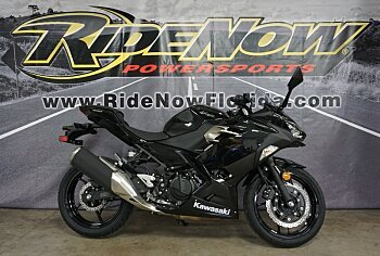 2018 Kawasaki Ninja 400 for sale 200570328