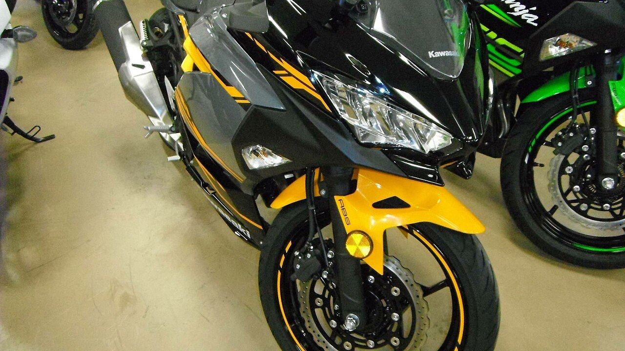 2018 Kawasaki Ninja 400 for sale 200618829