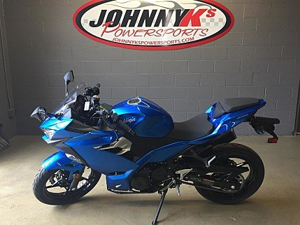 2018 Kawasaki Ninja 400 for sale 200600346