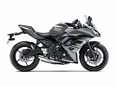 2018 Kawasaki Ninja 650 ABS for sale 200513790