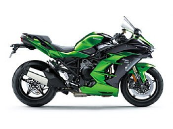 2018 Kawasaki Ninja H2 SX for sale 200560307