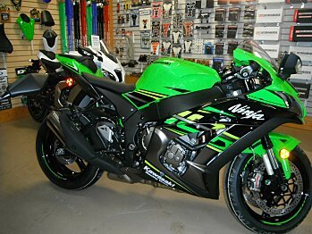 2018 Kawasaki Ninja ZX-10R ABS for sale 200522860