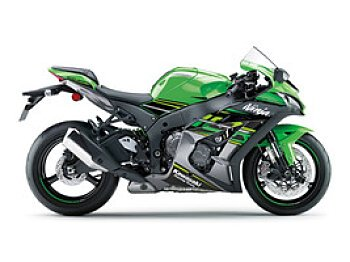 2018 Kawasaki Ninja ZX-10R ABS for sale 200598579