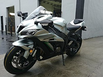 2018 Kawasaki Ninja ZX-10R for sale 200602917