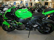 2018 Kawasaki Ninja ZX-10R for sale 200529565