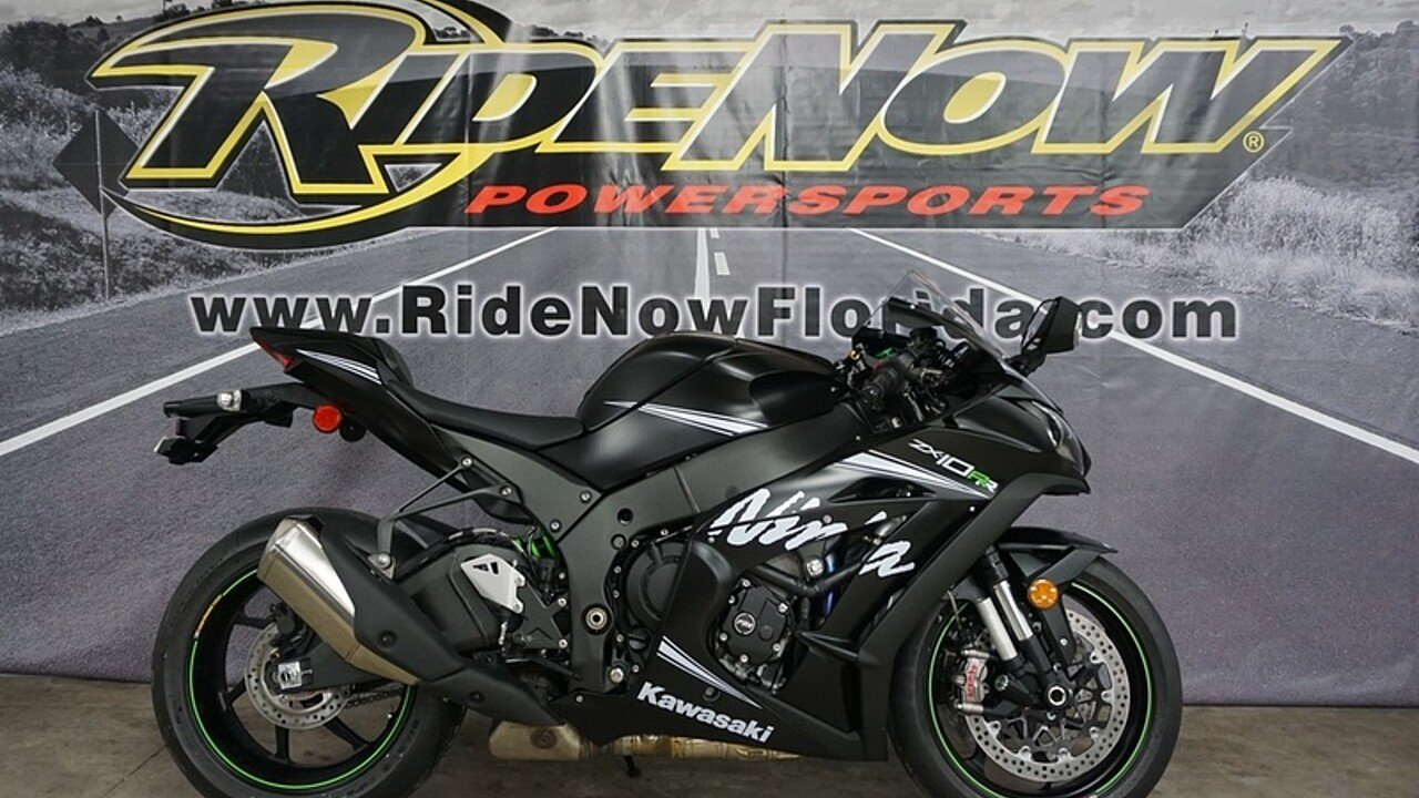2018 Kawasaki Ninja ZX-10RR for sale 200570379