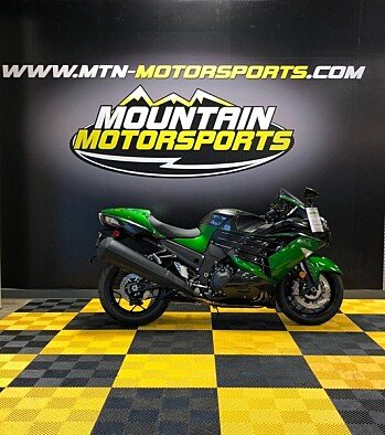 2018 Kawasaki Ninja ZX-14R ABS for sale 200540755